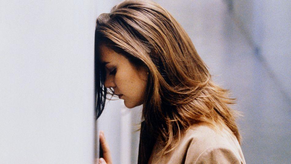 Burnout-Syndrom (Symbolbild): Studentinnen leiden verstärkt an Stress und Überforderung