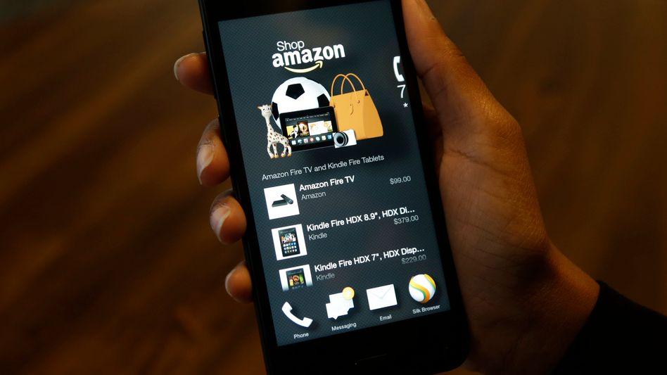 Amazon Fire Phone: Einkaufen innerhalb der Apps ein Kinderspiel