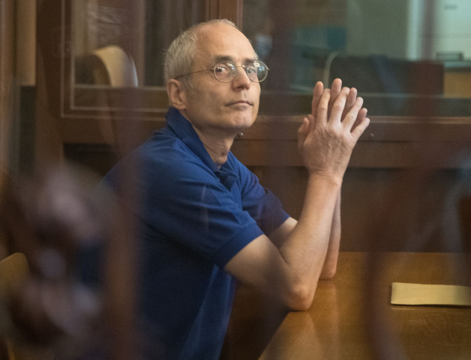 Prozess Mord Fritz von Weizaecker