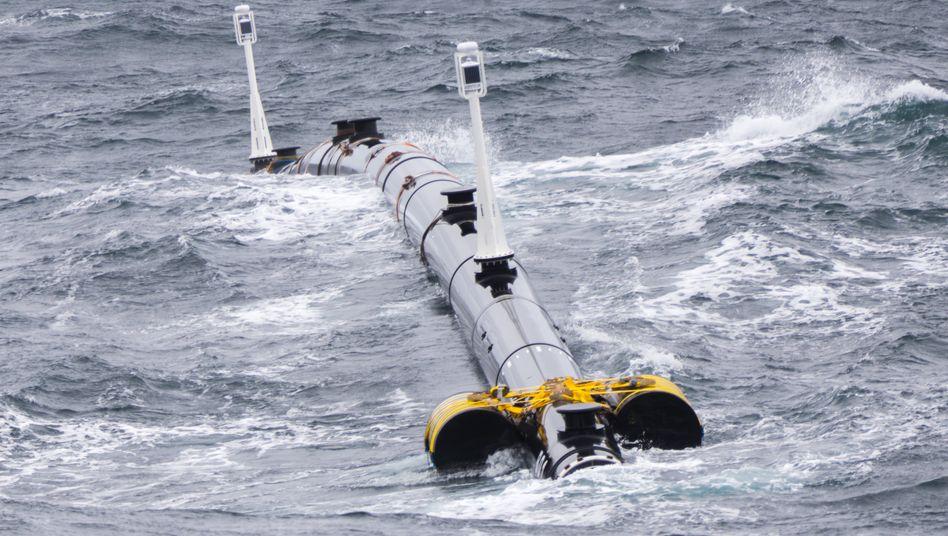 "Projekt ""The Ocean Cleanup"": Müllschlucker im Pazifik"