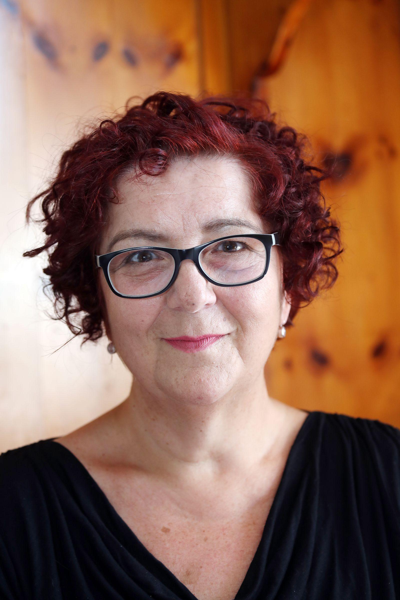 EINMALIGE VERWENDUNG Wien/ Wahlen 2017/ Eveline Leopodine Kwas/ Ich bin das Volk