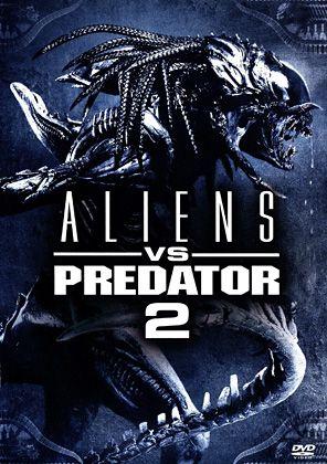 DVD Beipacker Juli 2012 / Alien vs Predator 2