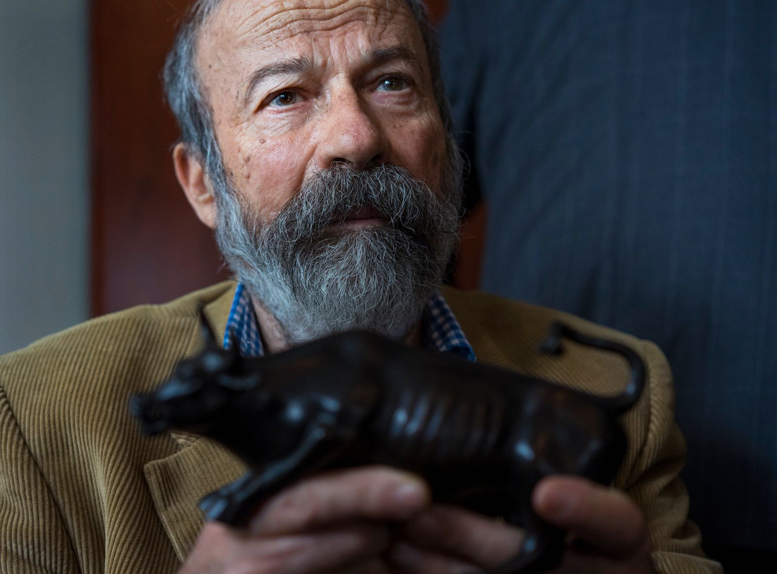 Künstler Arturo Di Modica gestorben