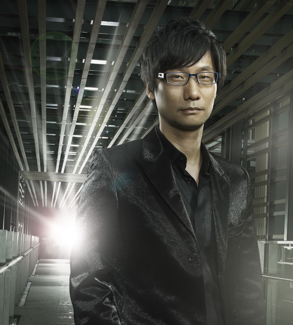 Entwickler / Hideo Kojima