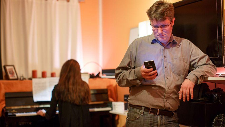 Maas am Handy, Wu am Klavier: Honeywell weiß immer Bescheid