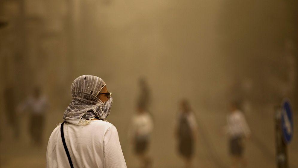 Naher Osten: Schwerer Sandsturm tötet zwei Menschen