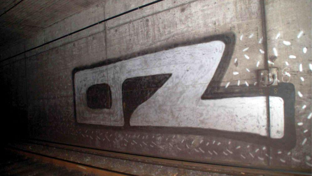 Streetart-Mythos OZ: 1 Graffiti = 1 Tag Gefängnis?