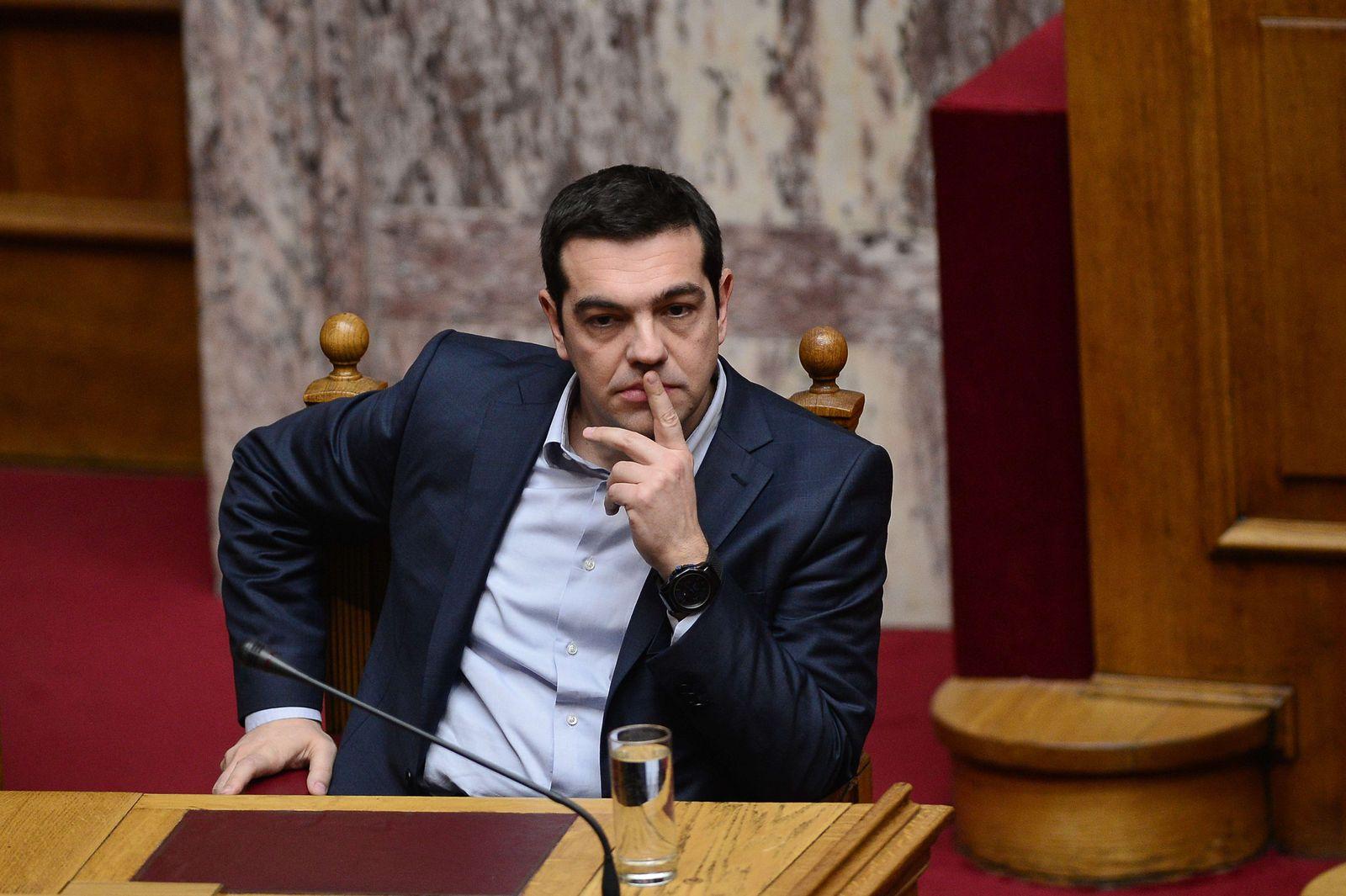 Griechenland/Tsipras