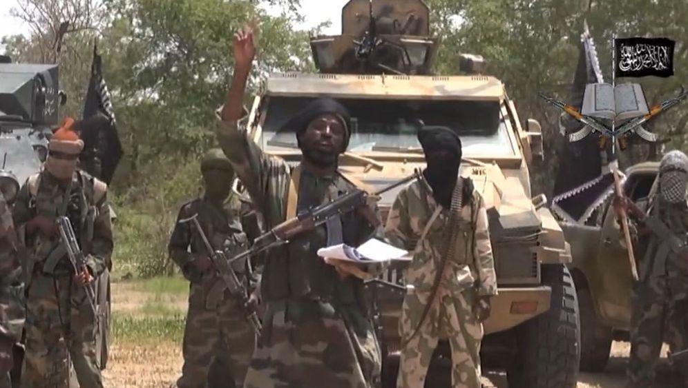 Boko Haram in Nigeria: Satellitenbilder des Grauens