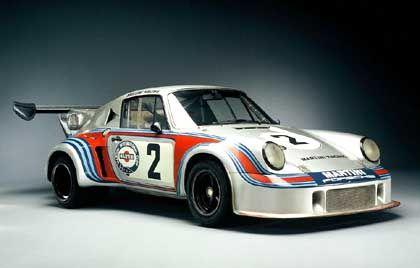 911 Carrera RSR Turbo 2.1 (1974): Der Turbo-Motor galt anfangs als unzähmbar