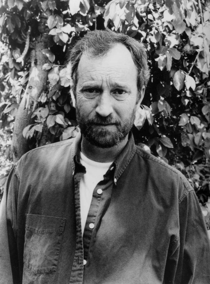Buchautor Larry Brown (1951-2004)