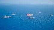 Türkei verlängert Gas-Erkundungsmission