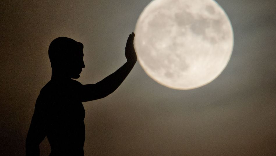 """Vollmond in Hannover: """"Ich kann nicht verstehen, wieso es beim Mond so starke Emotionen gibt"""""""