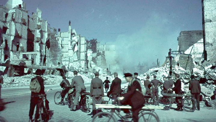 Kriegsende in Hamburg