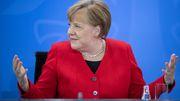 Merkel nennt Bedingungen für schrittweise Grenzöffnungen