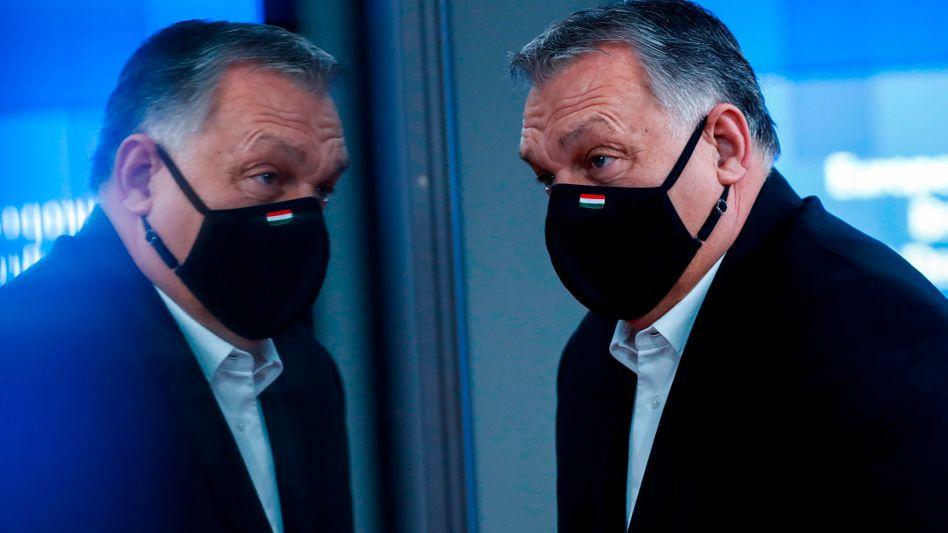 Lange musste Viktor Orbán nur gegen sich selbst antreten, das kann sich 2022 ändern