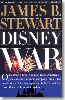 """Stewart-Buch """"DisneyWar"""": Die größte Stärke des Buches ist zugleich seine Schwäche: Es ist äußerst ausführlich. So viele Personen tauchen auf, dass Stewart ein fünfseitiges Namensregister voranstellt"""