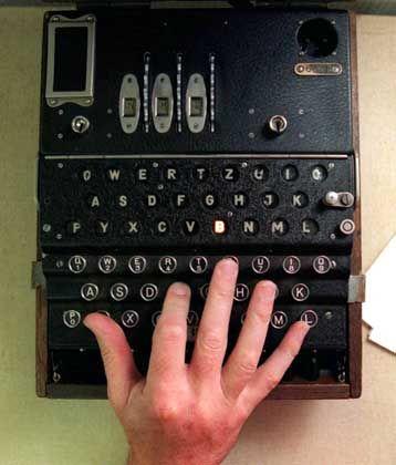 Mythos Enigma: Sie war das beste Chiffriergerät ihrer Zeit. Das Knacken ihrer Codes war mit kriegsentscheidend