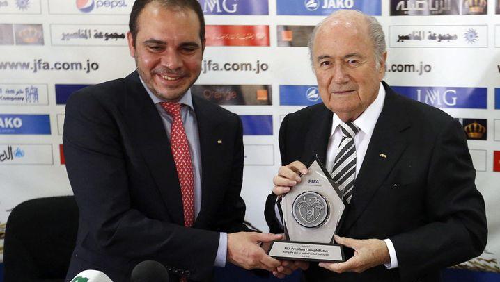 Fotostrecke: Ein Fall für Blatter