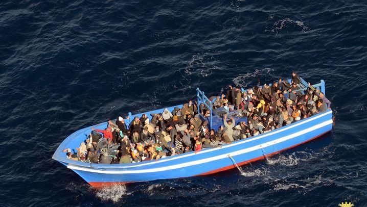 Trip nach Europa: Flüchtlingstreck aus Afrika