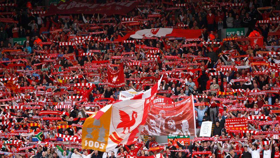 Liverpool-Fans: »Gerade viele Fans der englischen Vereine mit großer Tradition sind entsetzt«