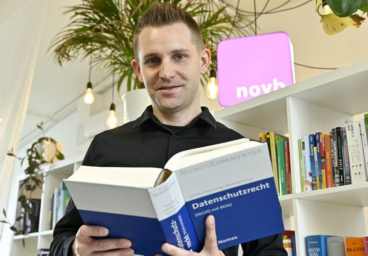 Aktivist Max Schrems: Vorkämpfer für Bürgerrechte
