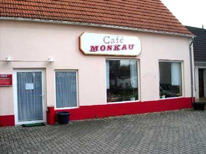 Café Moskau: Wodka und Pelmini