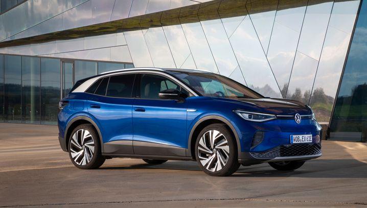 VW ID.4 - das Eines-für-alle-Elektroauto
