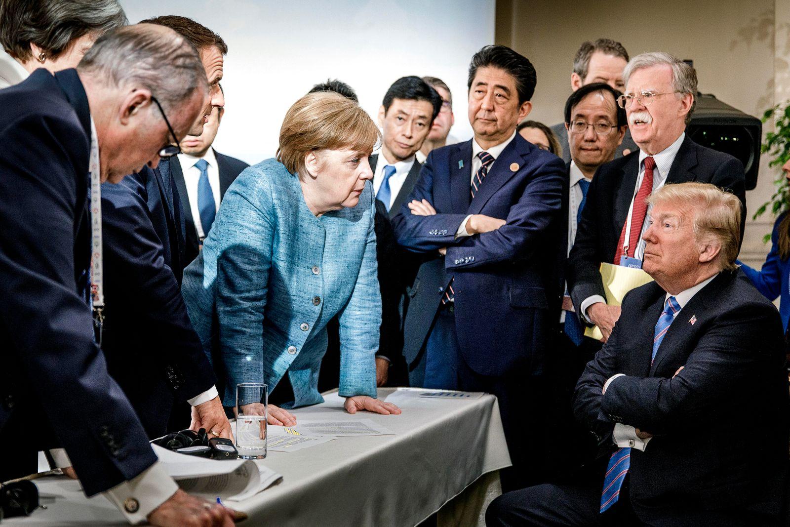 G7 summit in Charlevoix
