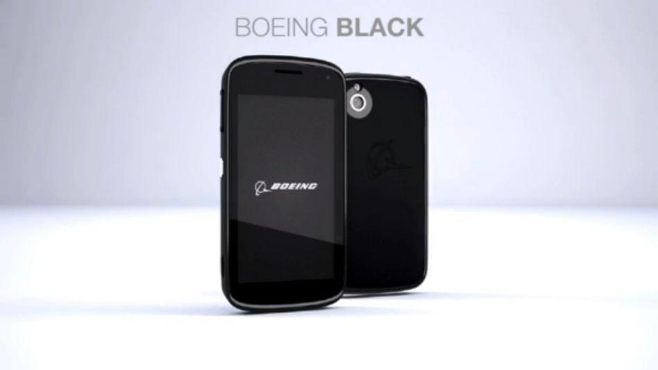 Boeing Black: Handy mit digitalem Selbstzerstörungsmodus