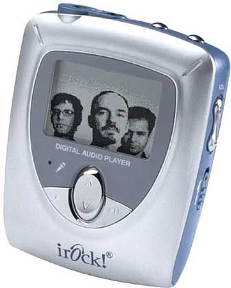 "MP3-Spieler ""Irock 730i"""
