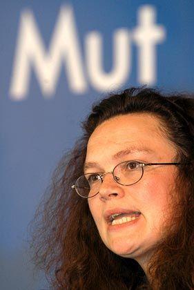 Andrea Nahles: Vermisst erfolgversprechendes Wahlkonzept für SPD