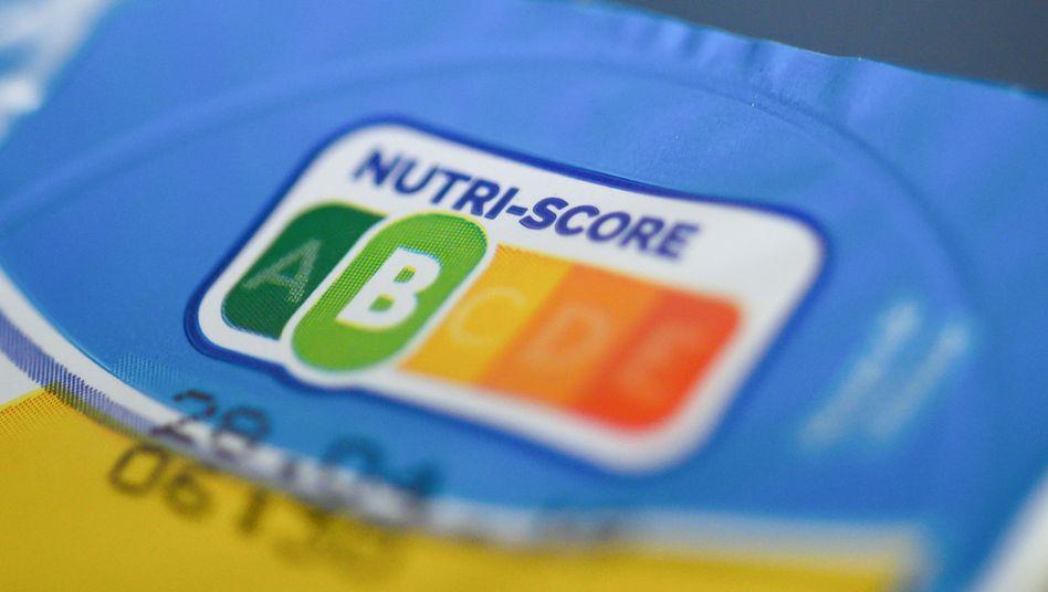 Nutri-Score-Kennzeichnung (Archivbild): Auch Rewe und Penny wollen die Kennzeichnung einführen