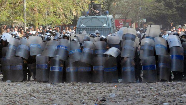 Kairo: Wieder Proteste auf dem Tahrir-Platz