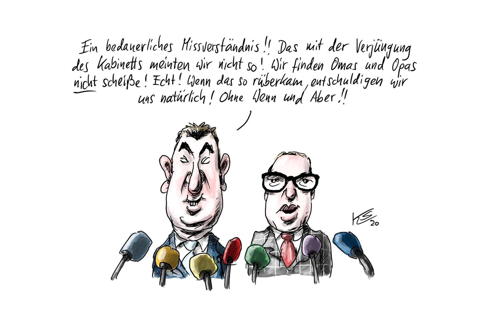 Cartoons/ 08.01.20