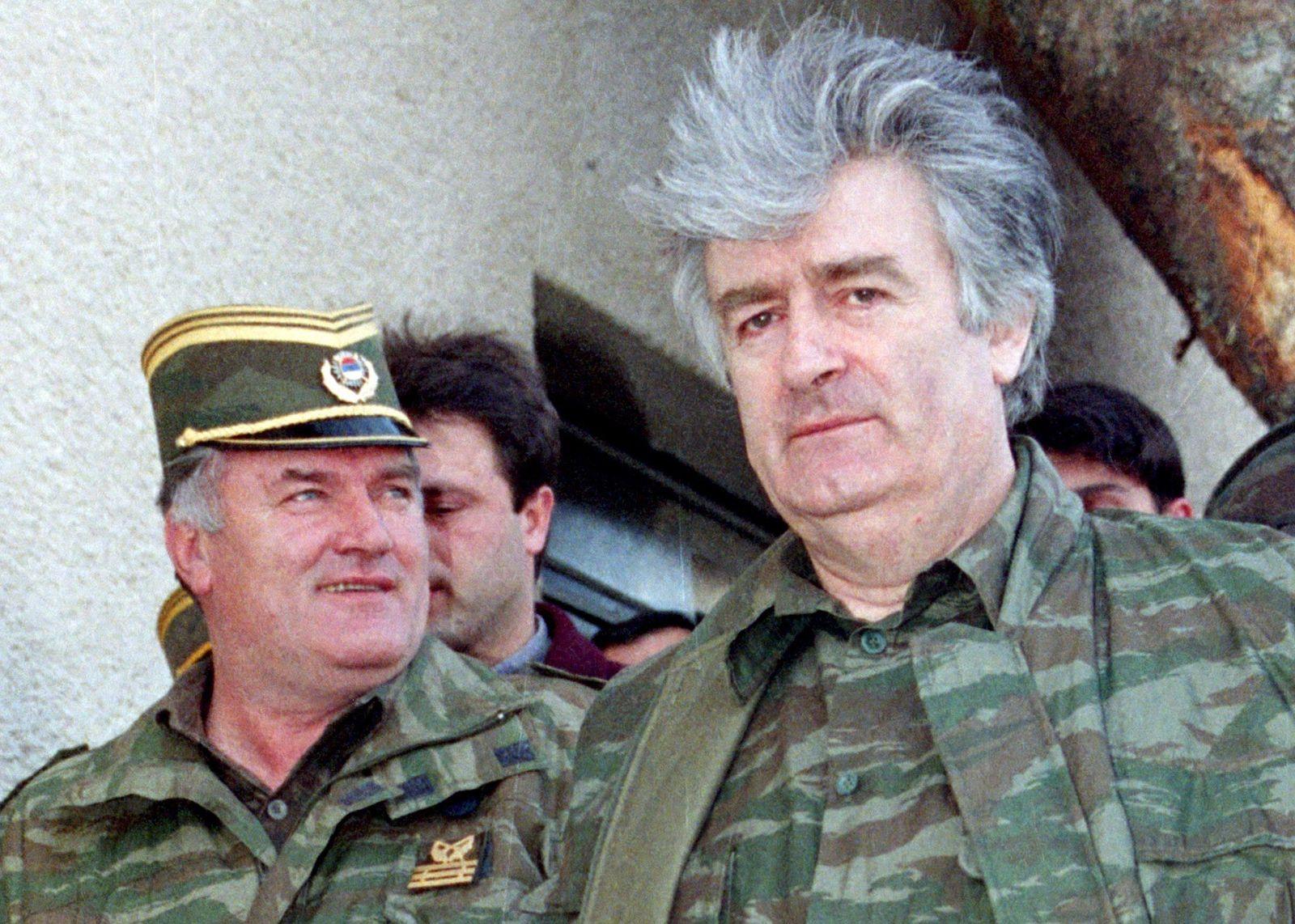Mladic Karadzic