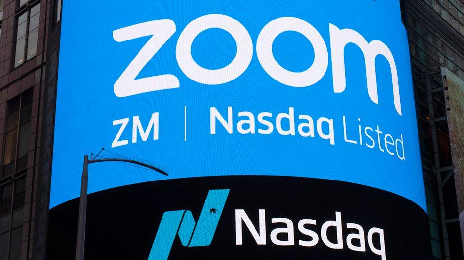 Zoom-Werbung im New York: Wachstum durch Zukäufe