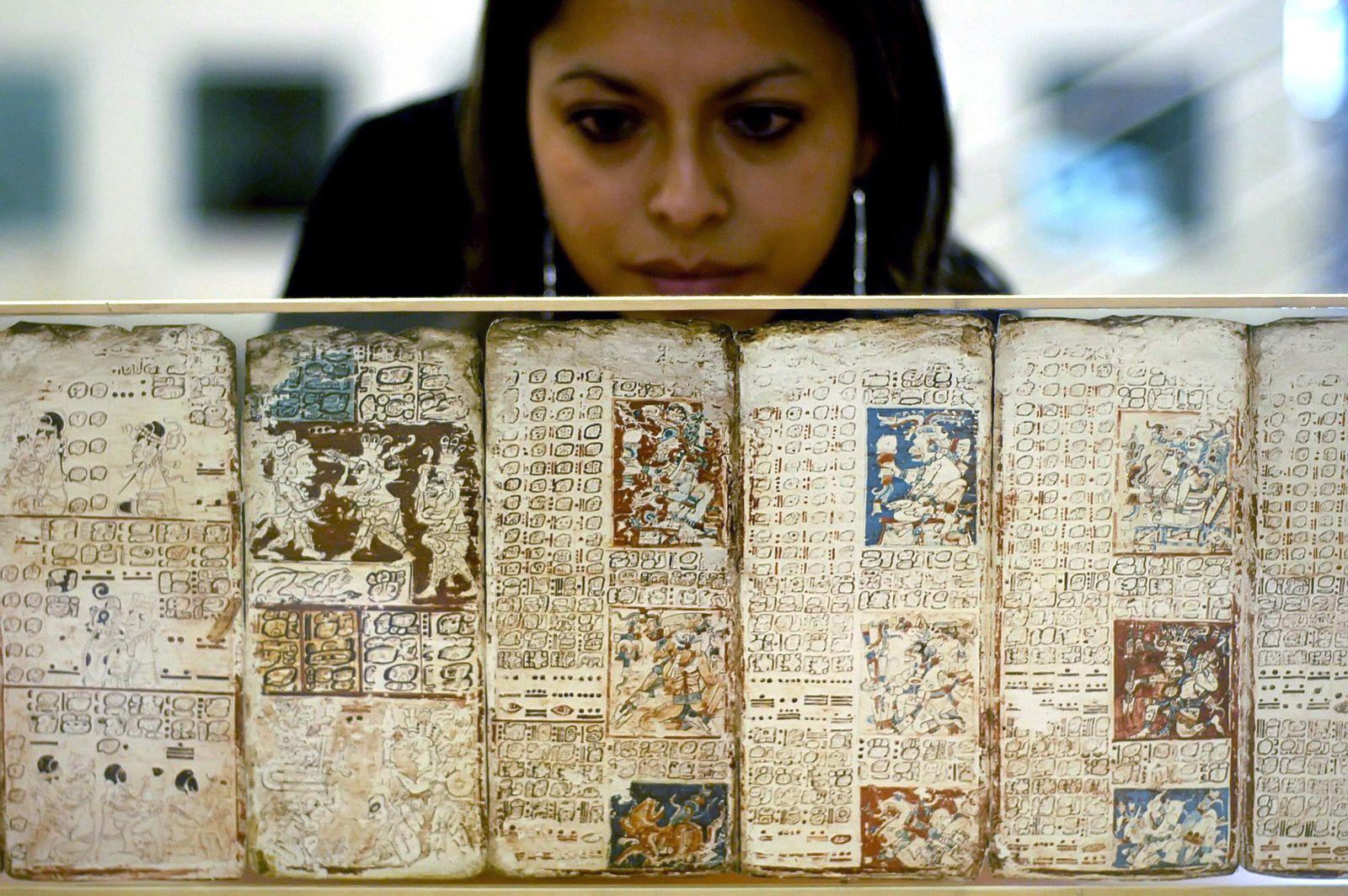 Dresdner Maya-Codex / Apokalypse
