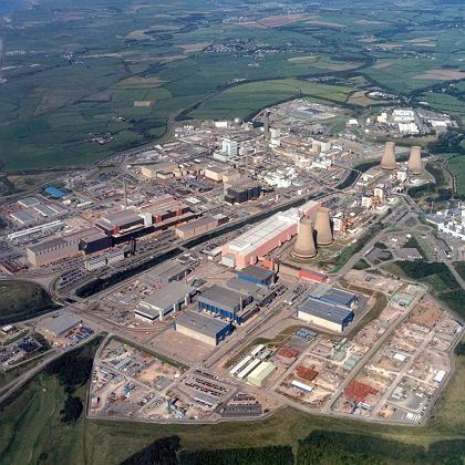Wiederaufbereitungsanlage Sellafield: Ärger um geplanten Atomtransport