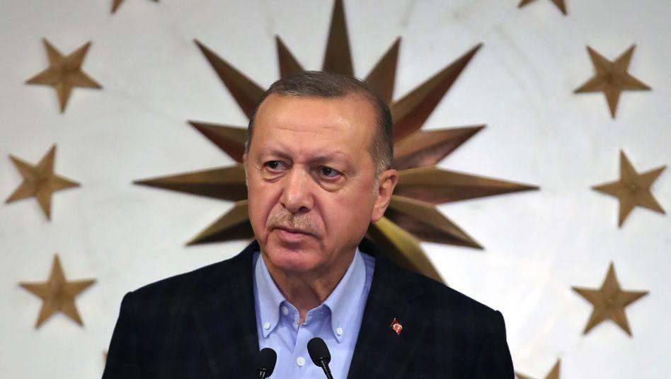 Präsident Erdogan: Türkischer Neo-Osmanismus