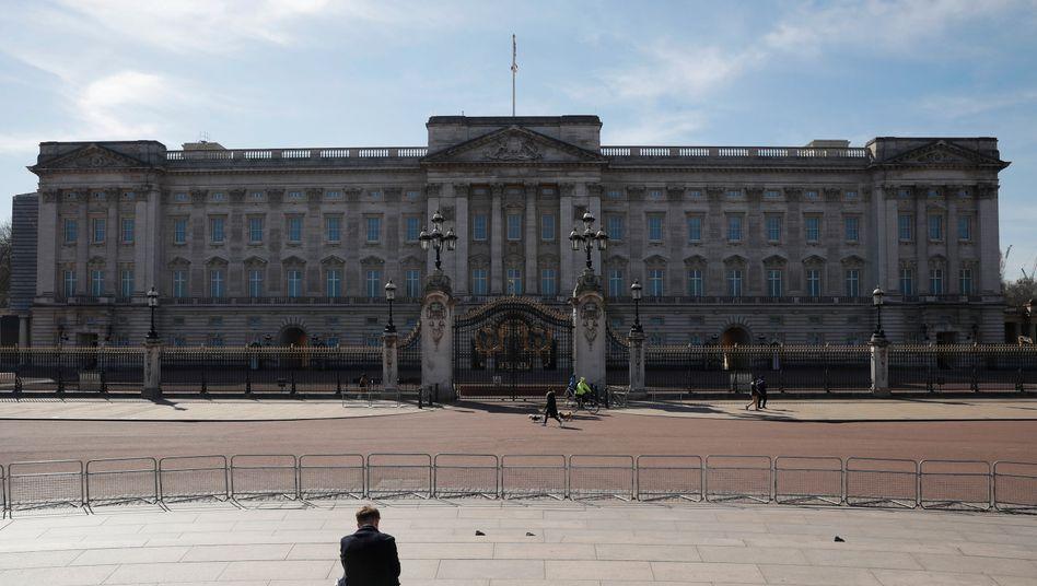Buckingham-Palast (Archivbild)