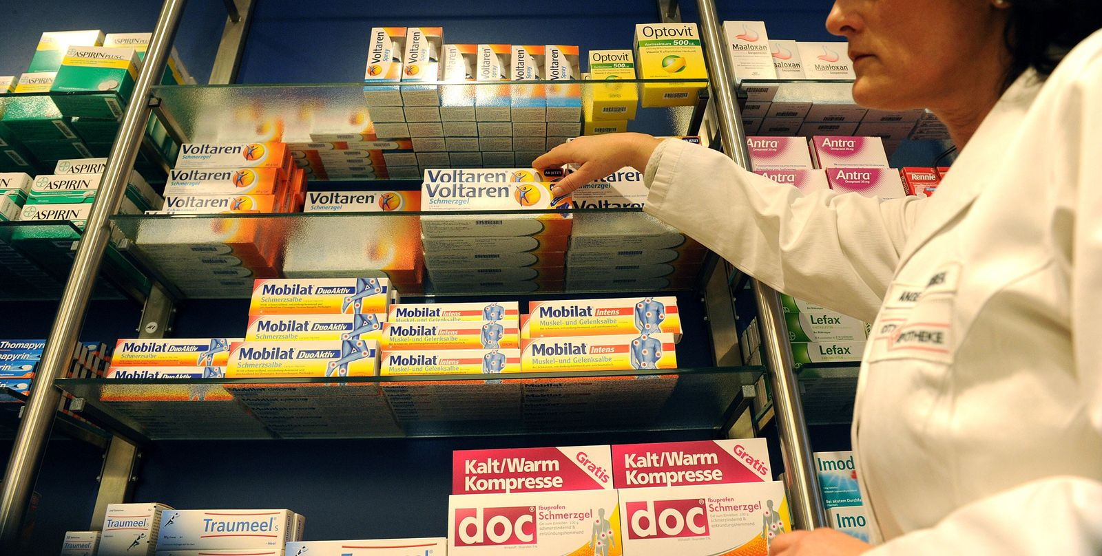 Apotheker / Apothek / Krankenversicherung