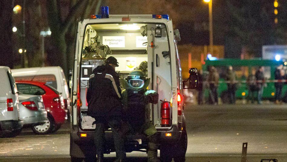 Moschee durchsucht: Festnahmen bei Anti-Terror-Razzia in Berlin