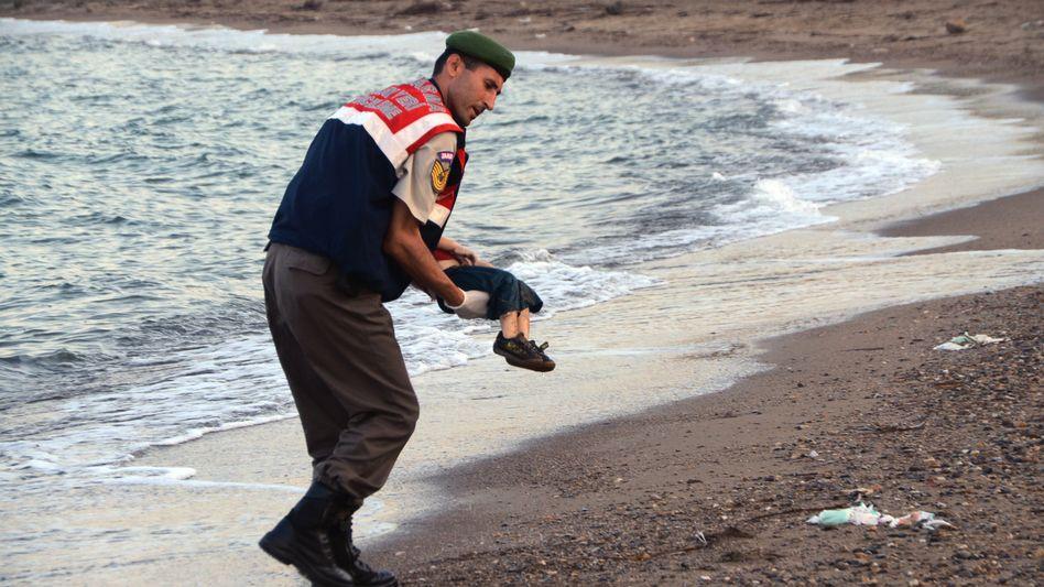 Dreijähriger Syrer Alan Kurdi: Auf der Flucht ertrunken