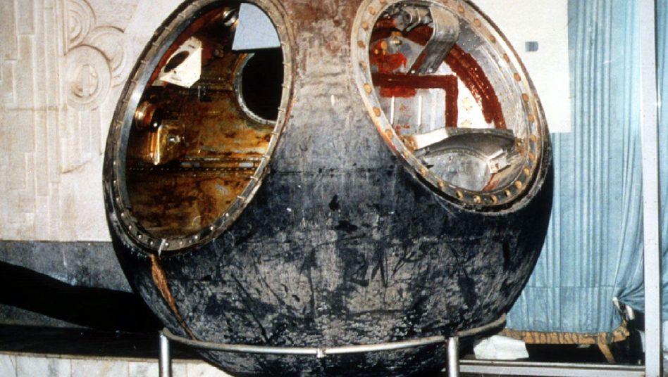 "Raumkapsel ""Wostok 3KA-2"": Für 2,9 Millionen Dollar versteigert"