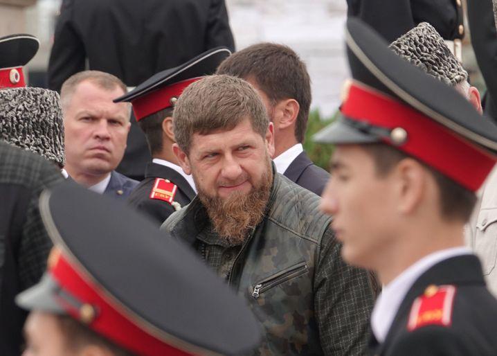 Tschetscheniens Diktator Kadyrow