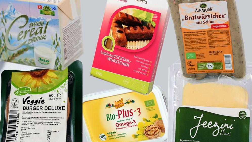 Vegane Produkte im Markencheck: Gesünder sind sie nicht