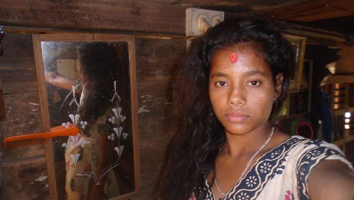 """Mädchen in Nepal: """"Meine Schwestern sollen es mal besser haben"""""""