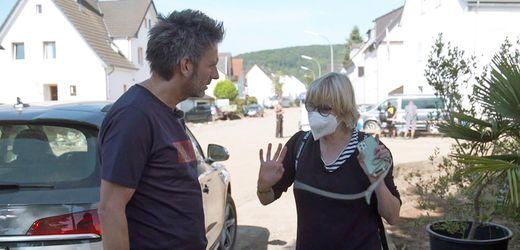 Aufarbeitung der Flutkatastrophe:<br>»Nein, wir hatten keinen Alarm!« - SPIEGEL TV