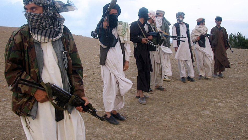 Taliban-Kämpfer: Wer verhandelt mit wem - und in wessen Namen?